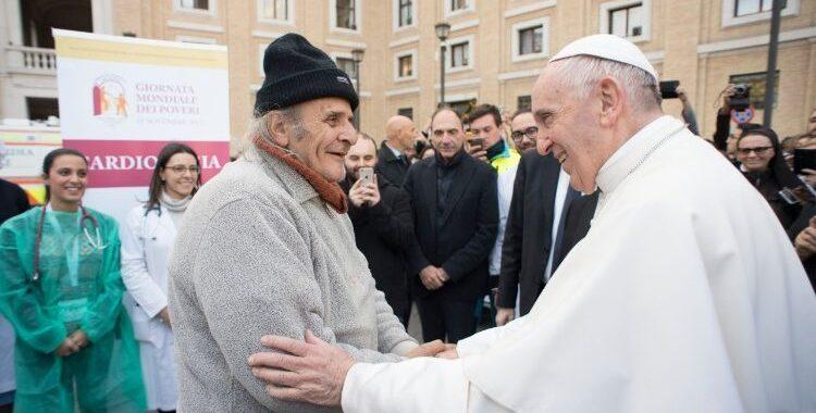 Poruka Svetoga Oca Franje za 2. svjetski dan siromaha, 18. studenoga 2018.