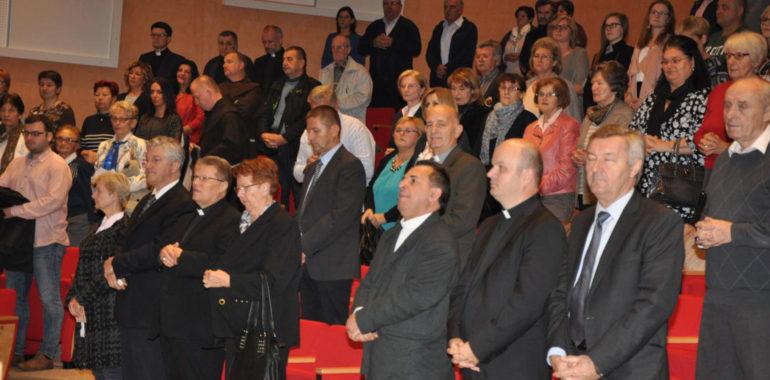 Proslava 25. obljetnice djelovanja Hrvatskog Caritasa