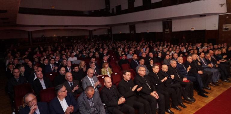 Proslava srebrnog jubileja Hrvatskog Caritasa