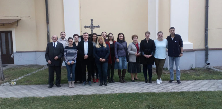 Edukacija caritasovih volontera u Srbiji