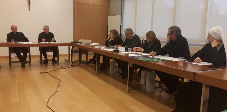 Održana sjednica Upravnog vijeća Hrvatskog Caritasa