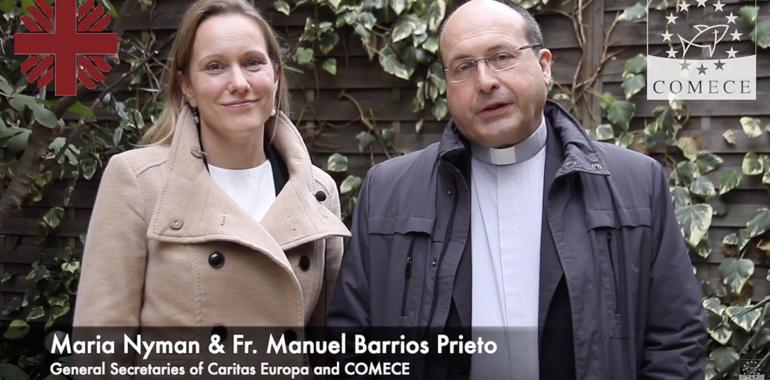 Zajednička izjava Caritasa Europa i Komisije biskupskih konferencija EU (COMECE) uz Svjetski dan siromašnih 17. studenog 2019.