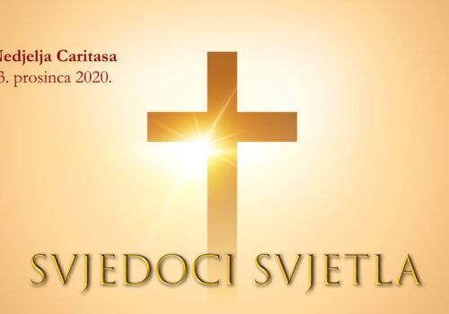 Nedjelja Caritasa 2020