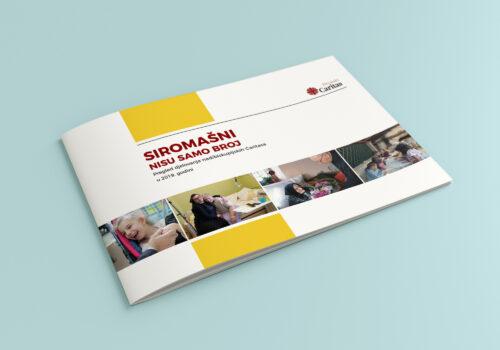 Siromašni nisu samo broj - Pregled djelovanja nad/biskupijskih Caritasa u 2019. godini