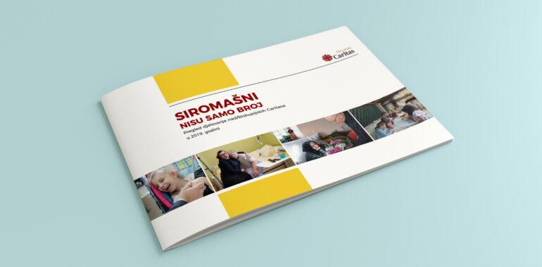 Siromašni nisu samo broj – Pregled djelovanja nad/biskupijskih Caritasa u 2019. godini