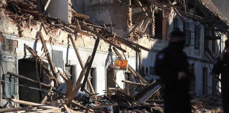 Hrvatski Caritas pomaže stradalima u potresu u Petrinji, Sisku i Glini