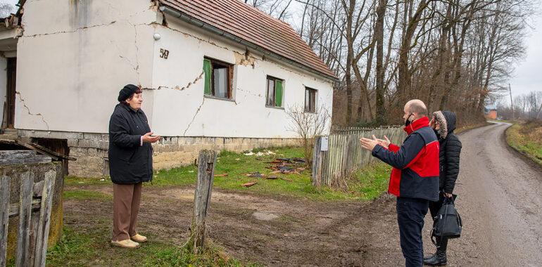 Caritas ima dugoročan cilj pomoći ovom području