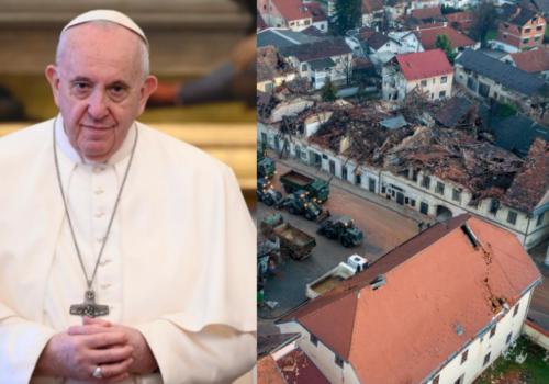Donacija Papa Franjo