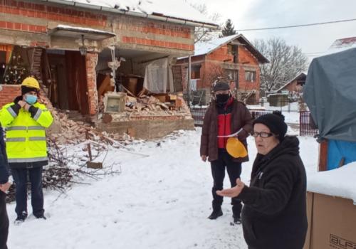 Posjet obitelji u Sibiću