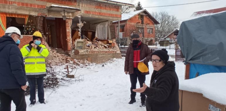 Ravnatelj Hrvatskog Caritasa posjetio obitelji u Sibiću